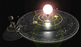 The Kopernikus Orrery - our solar system in Unity