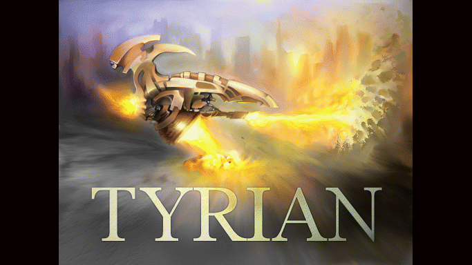 Tyrian in Your Browser - em-dosbox